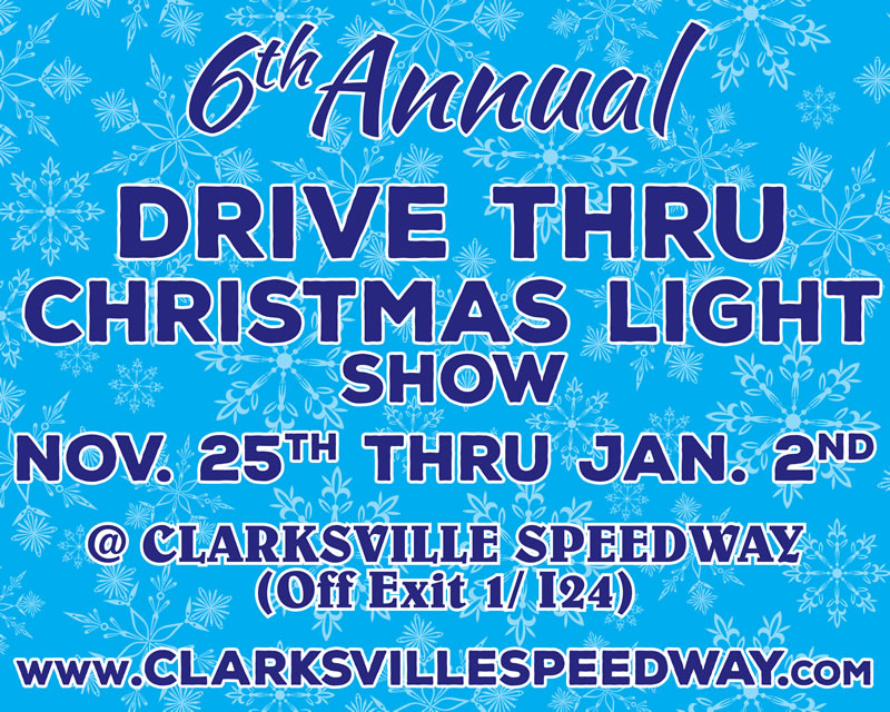 Christmas Lights – Clarksville Speedway